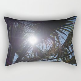 Land of the Sun Rectangular Pillow