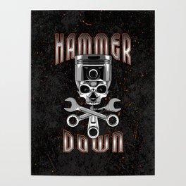 Hammer Down Poster