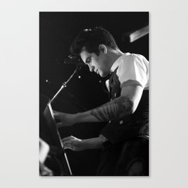 Brendon Urie @ The Sound Academy (Toronto, ON) Canvas Print