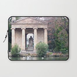 Reflection at Villa Borghese. Laptop Sleeve