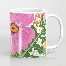 Delphinium Party Coffee Mug