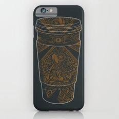Inspired by Coffee Slim Case iPhone 6s