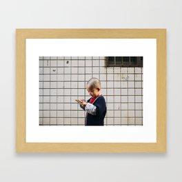 Tech, Xiamen, China Framed Art Print