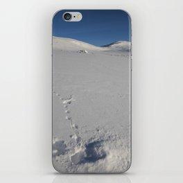 ptarmigan nest iPhone Skin