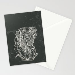 Engine Stationery Cards
