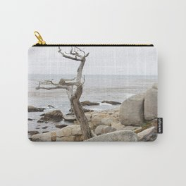Dead Cypress At Pebble Beach Carry-All Pouch