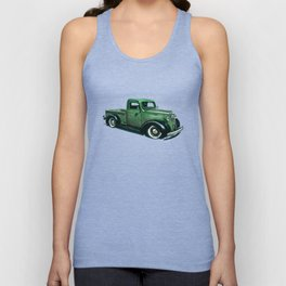 37 Chevy Unisex Tank Top