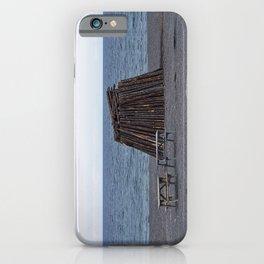 Bonfire Beach iPhone Case