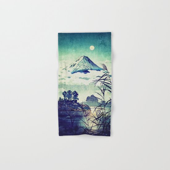 The Midnight Waking Hand & Bath Towel