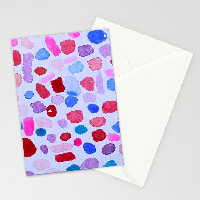 Garden Rocks Stationery Cards
