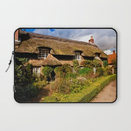A Country Cottage Laptop Sleeve