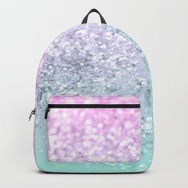 Mermaid Girls Glitter #1 (2019 Pastel Version) #shiny #decor #art #society6 Backpack