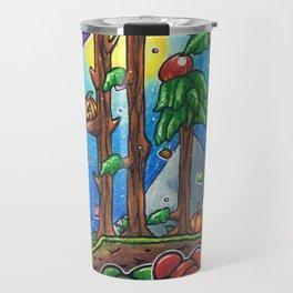 Slime rain Terraria Travel Mug