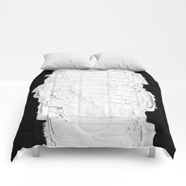 Black, White & White Comforters