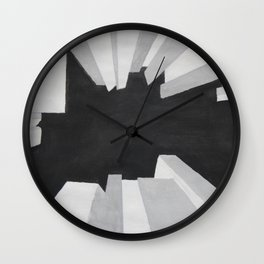 Skyscrapercity Wall Clock