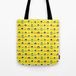 yowamushi pedal sohoku print Tote Bag