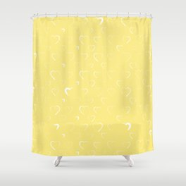 Made for you my heart 6 Shower Curtain