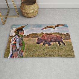 Native Lands Rug