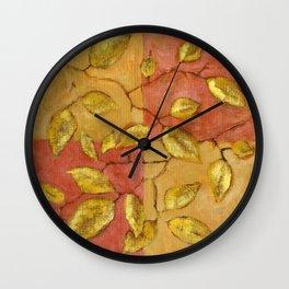 Birch Wall Clock