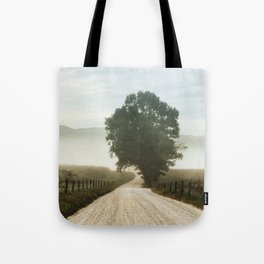 Tree of Life in Cades Cove, TN by Alli Gunter Photography  Tote Bag