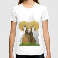 ram T-shirts featuring Ram by Porto881