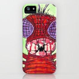 Larva Larvae iPhone Case