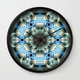 ethnic exotic pattern Wall Clock