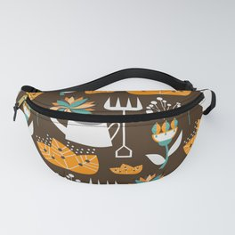 Gardening day Fanny Pack