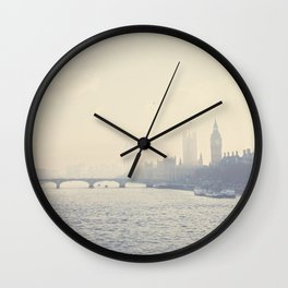 the city of London ... Wall Clock