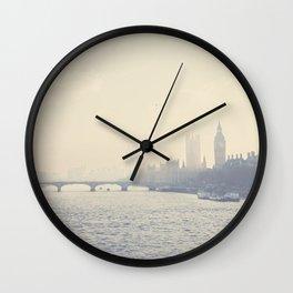 the city of London ... Wall Clock