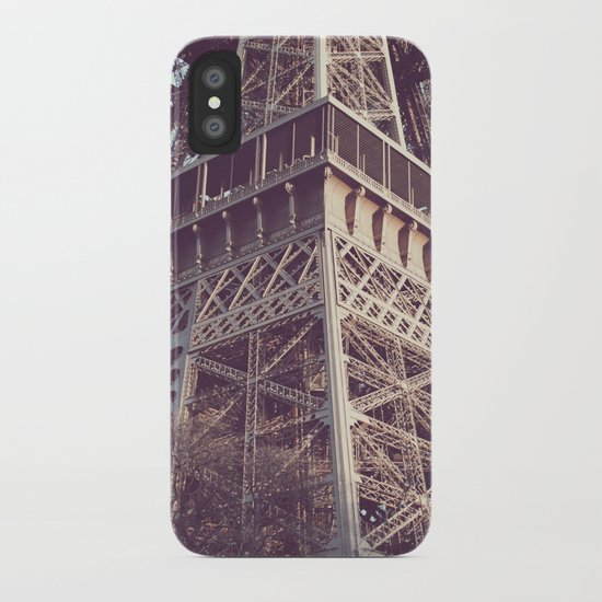 Daydreams at the Eiffel iPhone Case