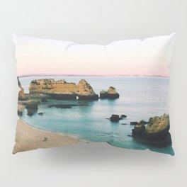 Oceanside Sunset Pillow Sham