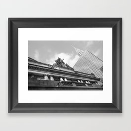 Grand Central NY Framed Art Print