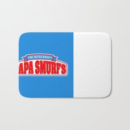 Papa Smurf's Bath Mat