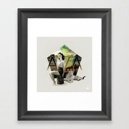 Divas: Ava Gardner. Framed Art Print