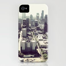 downtown seattle Slim Case iPhone (4, 4s)