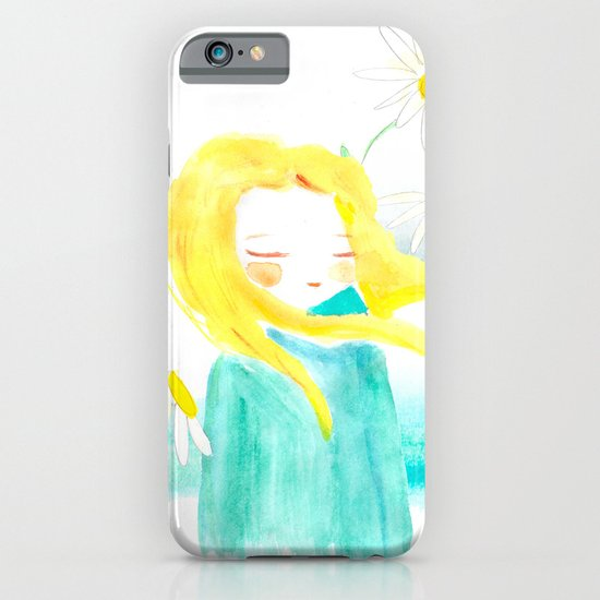 Miss Daisy iPhone & iPod Case