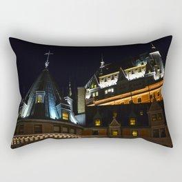 The Mysterious Night Rectangular Pillow