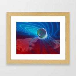 Centrum Framed Art Print