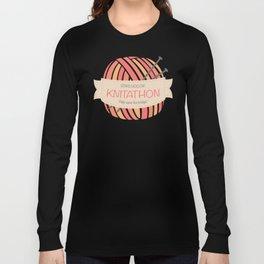 Knitathon Long Sleeve T-shirt