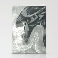 xenomorph Stationery Cards featuring Resist Xenomorph by CliftJinkens