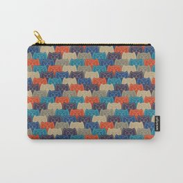 Quilted kittens Carry-All Pouch