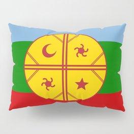 Flag of Mapuche Pillow Sham