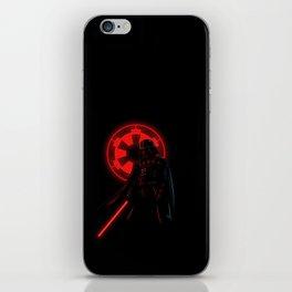 Dark Vader iPhone Skin