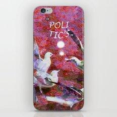 Poli Tic's iPhone & iPod Skin