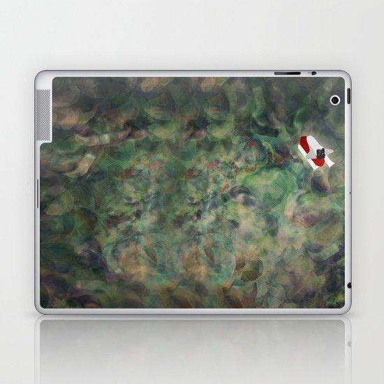 Rocket Ship Laptop & iPad Skin