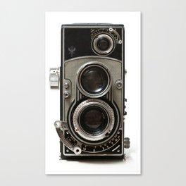Vintage Camera 01 Canvas Print