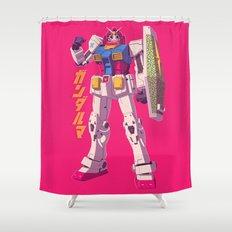 Gundaruma Shower Curtain