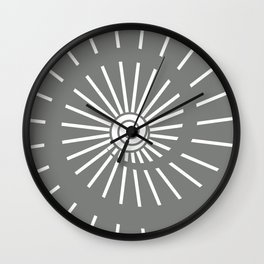 Sunshine VII Wall Clock