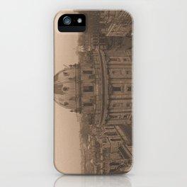 Radcliffe Camera iPhone Case